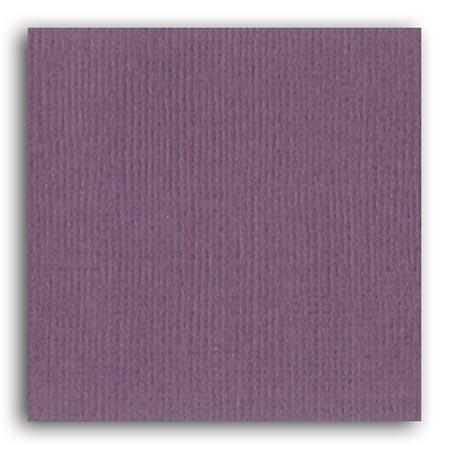 Papier uni - Violet Cassis
