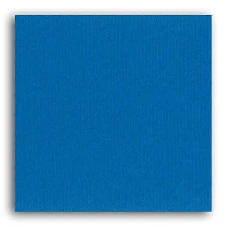 Papier uni - Bleu Dur