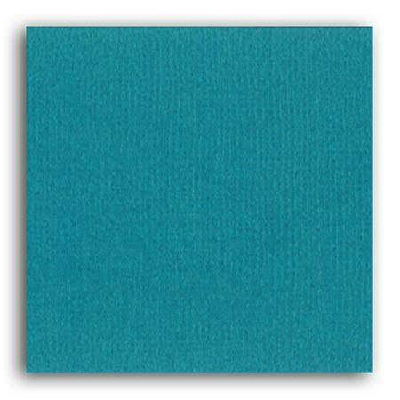 Papier uni - Bleu Pétrole