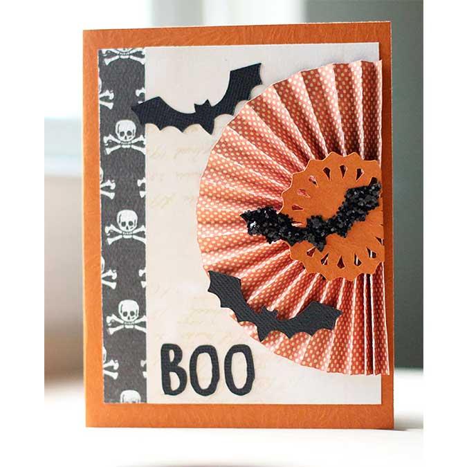Cardstock adhésif - 30,5 x 30,5 cm - fraise