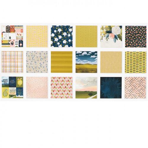Goldenrod Bloc de papiers 15 x 15 cm