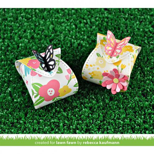 Bloc de papiers 15 x 15 cm Spring Fling