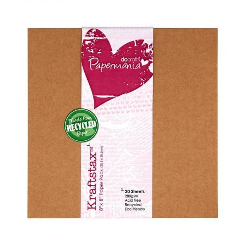 Paper Pack - Kraftstax - 8 x 8