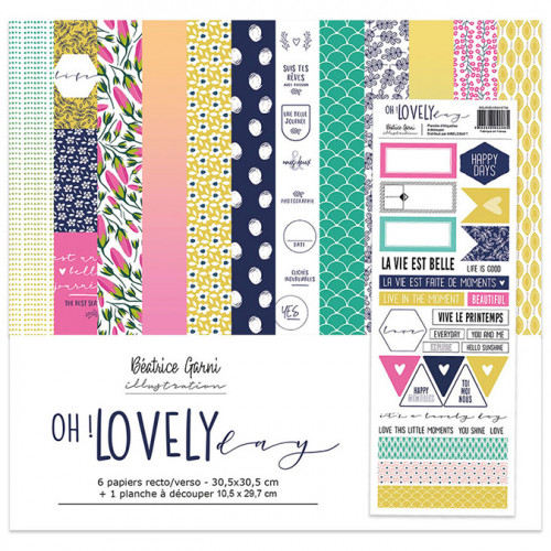 Oh Lovely Day Kit de collection