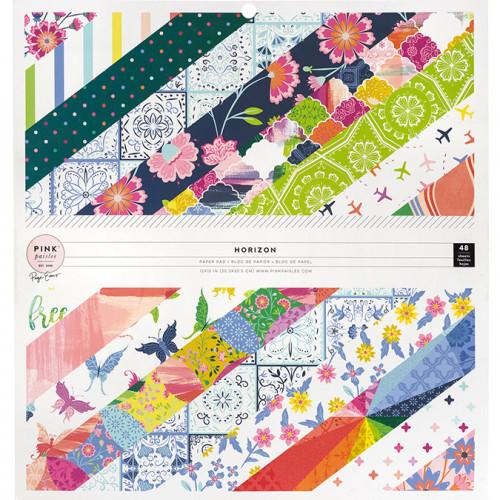Horizon Bloc de papiers 30,5 x 30,5 cm
