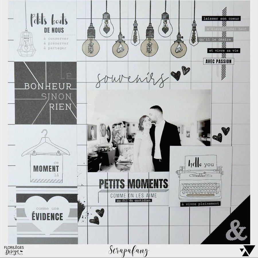 Kit de la collection En toutes lettres