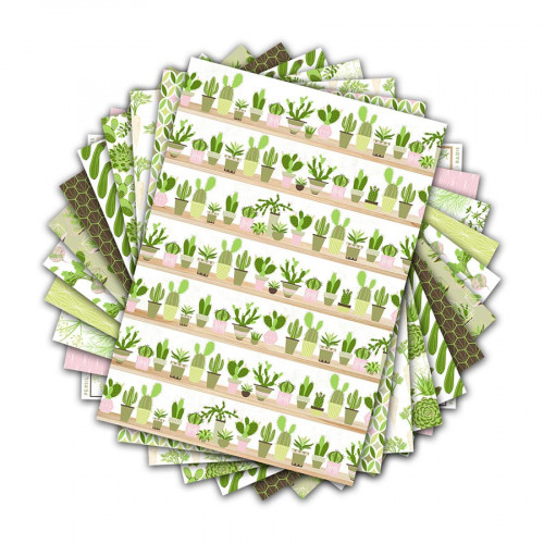 Color Factory Oh my Green - A4 - 48 feuilles