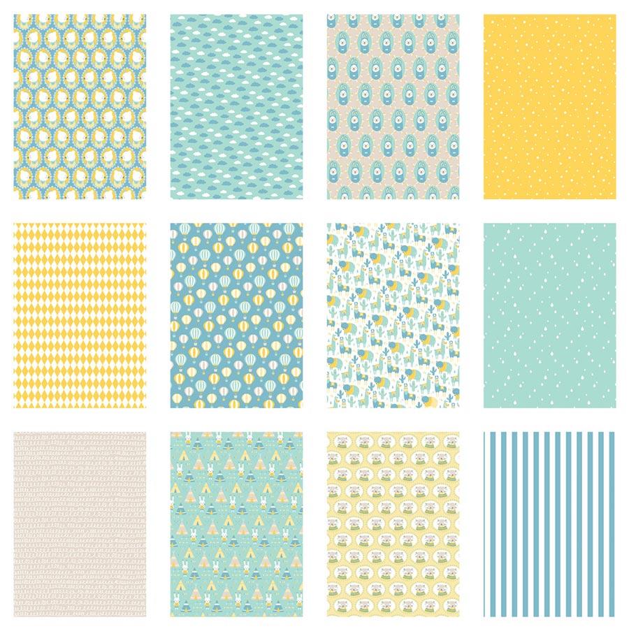 Color Factory Léonard & Joséphine #1 - A4 - 48 feuilles