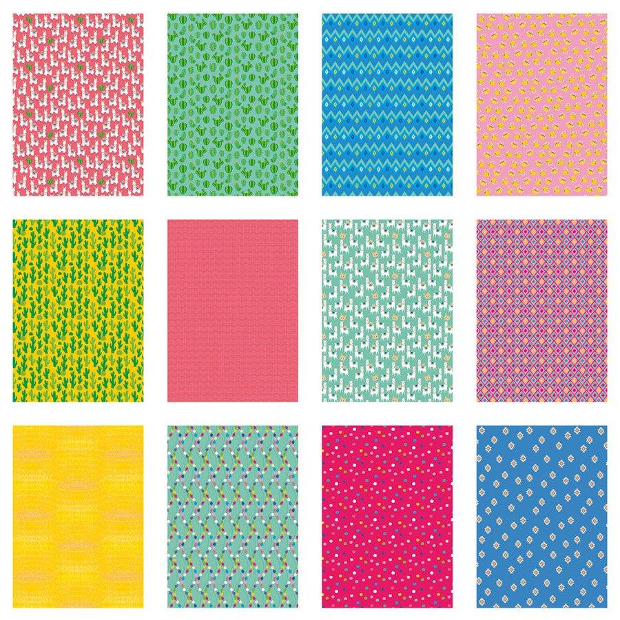 Color Factory Oh Lama - A4 - 48 feuilles