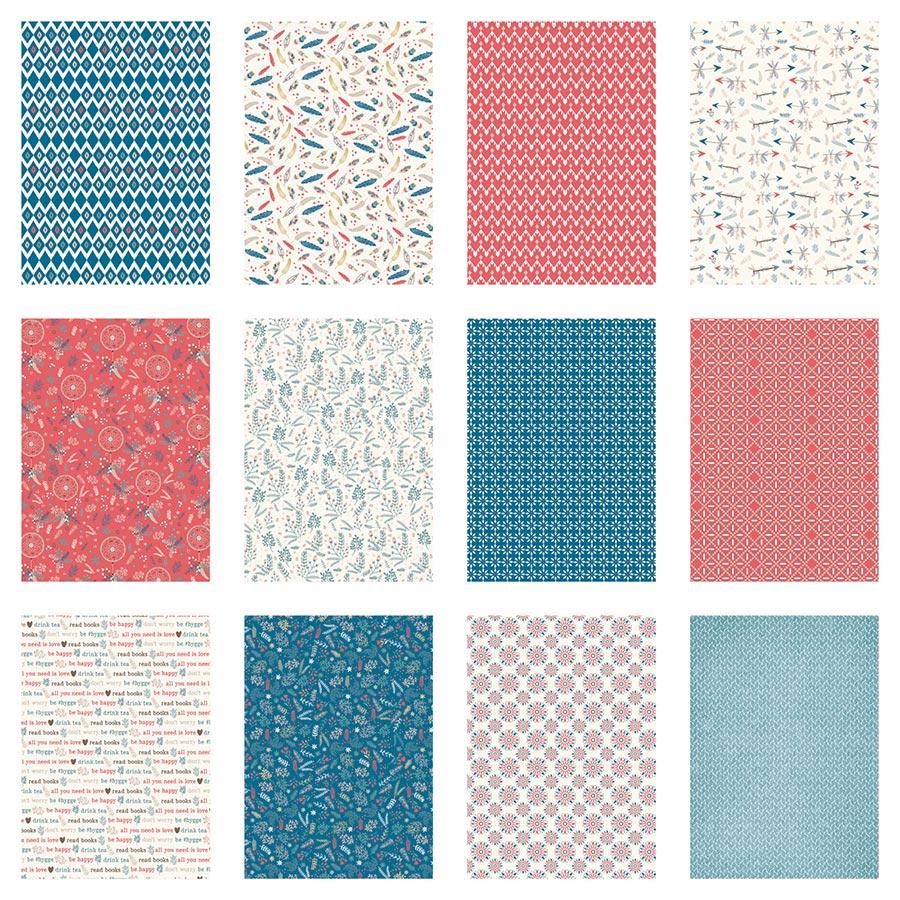 Color Factory Hygge - A4 - 36 feuilles