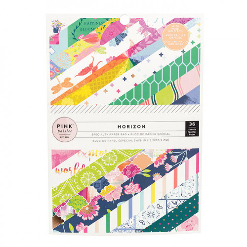 Horizon Bloc de papiers 15 x 20 cm