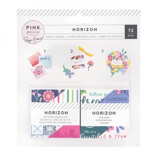 Horizon Mini Bloc de papiers - 5 x 5 cm