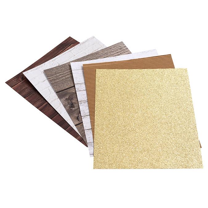 Bloc de fonds pour cadres Pocket Frames 20,3 x 25,4 cm