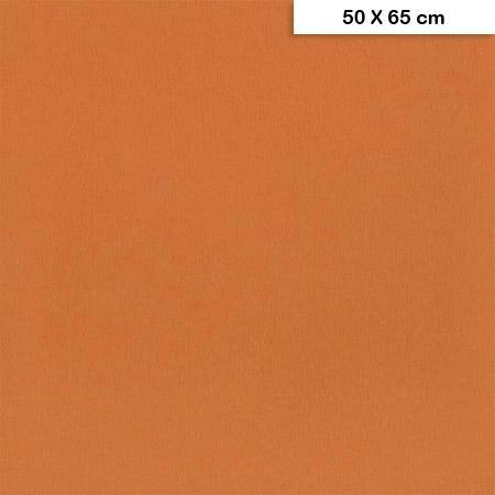 Etival - Papiers dessin à grain couleur - 160g - 50 x 65 cm - Rouille