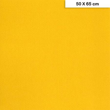 Etival - Papiers dessin à grain couleur - 160g - 50 x 65 cm - Bouton d'or