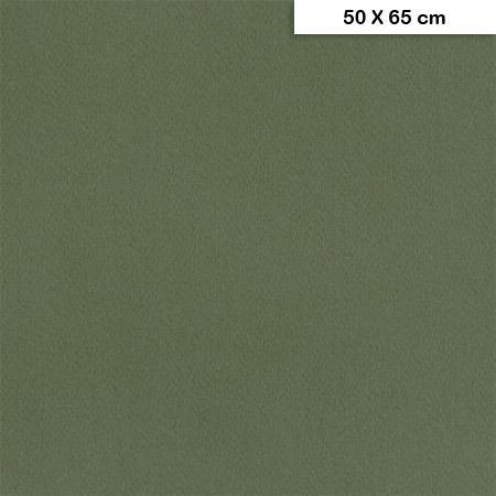Etival - Papiers dessin à grain couleur - 160g - 50 x 65 cm - Vert océan