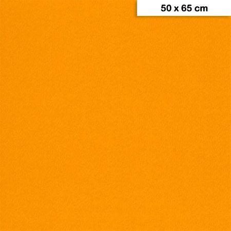 Etival - Papiers dessin à grain couleur - 160g - 50 x 65 cm - Jaune soleil