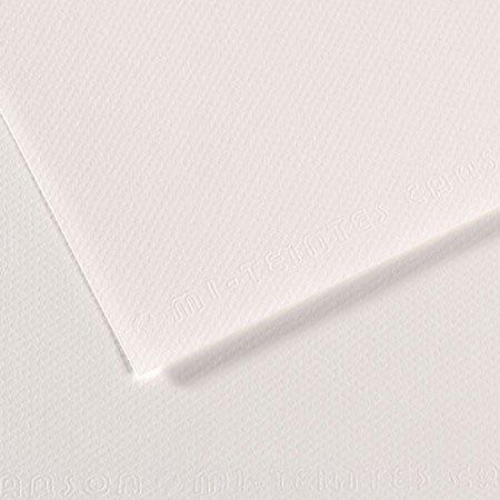 Papier Mi-Teintes - 50 x 65 cm - 160 g/m² - blanc (335)