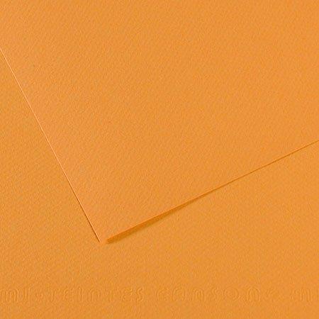 Papier Mi-Teintes - 50 x 65 cm - 160 g/m² - terre de sienne (374)