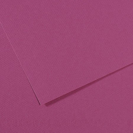 Papier Mi-Teintes - 50 x 65 cm - 160 g/m² - violet (507)