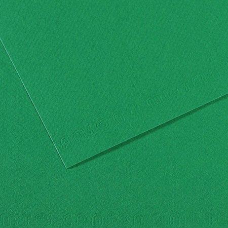 Papier Mi-Teintes - 50 x 65 cm - 160 g/m² - vert billard (575)