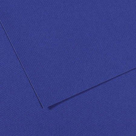 Papier Mi-Teintes - 50 x 65 cm - 160 g/m² - outremer (590)