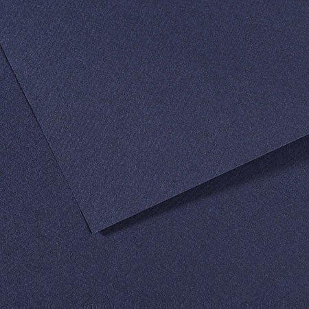 Papier Mi-Teintes - 50 x 65 cm - 160 g/m² - bleu indigo (140)