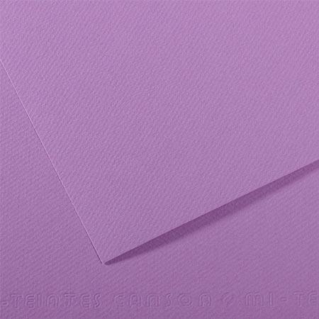 Papier Mi-Teintes - 50 x 65 cm - 160 g/m² - myrtille (113)