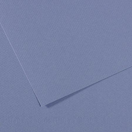 Papier Mi-Teintes - 50 x 65 cm - 160 g/m² - bleu givre (118)