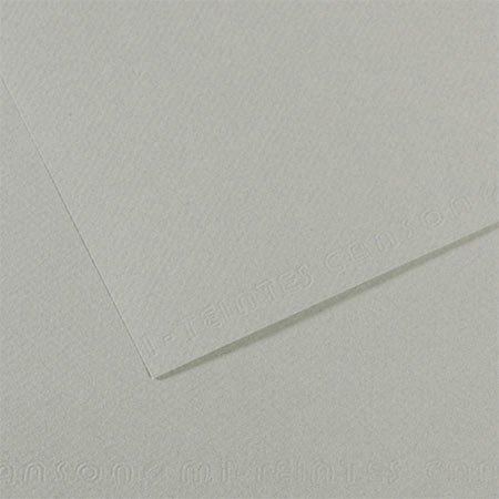 Papier Mi-Teintes - 50 x 65 cm - 160 g/m² - gris ciel (354)