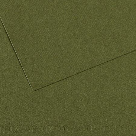 Papier Mi-Teintes - 50 x 65 cm - 160 g/m² - vert océan (448)