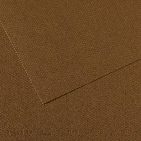 Papier Mi-Teintes - 50 x 65 cm - 160 g/m² - marron foncé (501)