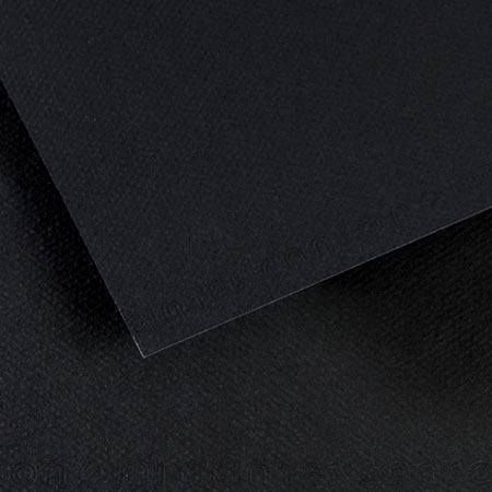 Papier Mi-Teintes - 50 x 65 cm - 160 g/m² - noir (425)