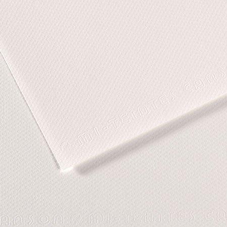 Papier Mi-Teintes - A4 - 160 g/m² - blanc (335)