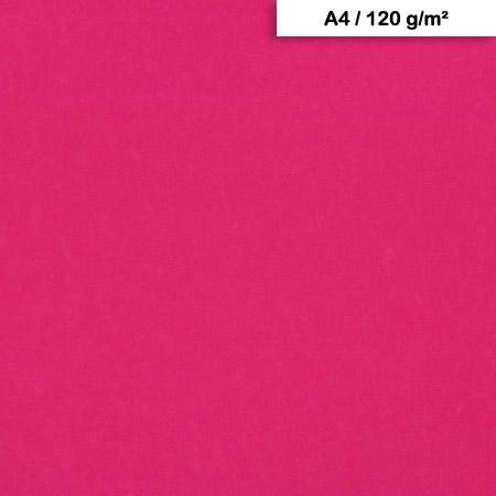 Pack de Papier Maya x 25f. - 120g - A4 - Rose fushia