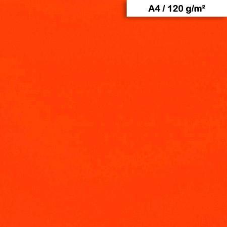 Pack de Papier Maya x 25f. - 120g - A4 - Orange