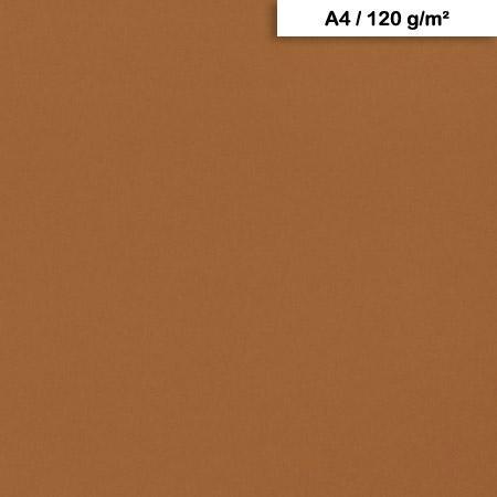 Pack de Papier Maya x 25f. - 120g - A4 - Brun
