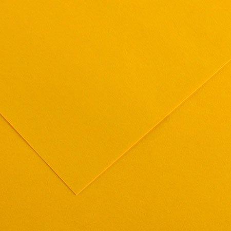 Papier Iris Vivaldi - 50 x 65 cm - 120 g/m² - jaune d'or (5)