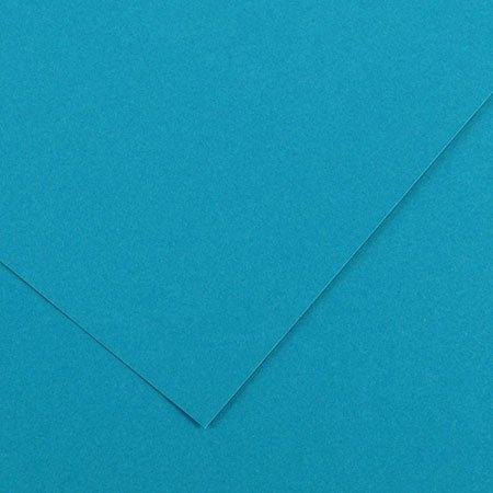 Papier Iris Vivaldi - 50 x 65 cm - 120 g/m² - bleu primaire (21)