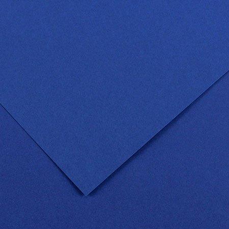 Papier Iris Vivaldi - 50 x 65 cm - 120 g/m² - bleu roi (23)