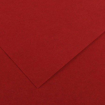 Papier Iris Vivaldi - 50 x 65 cm - 240 g/m² - grenat (16)