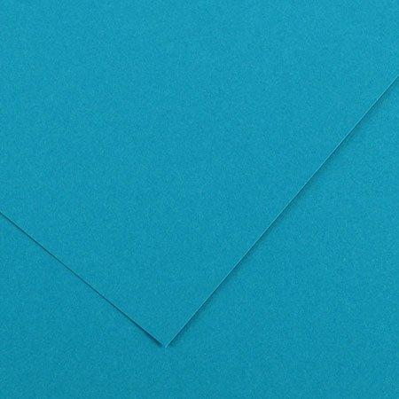 Papier Iris Vivaldi - 50 x 65 cm - 240 g/m² - bleu primaire (21)