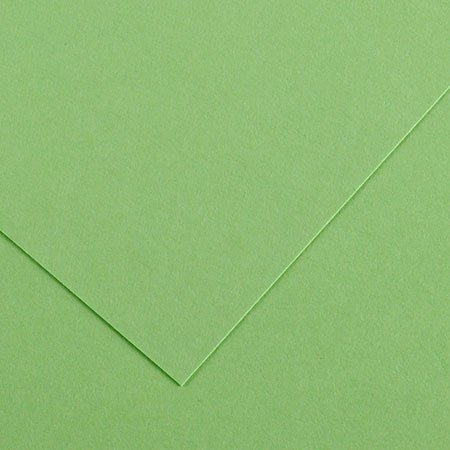 Papier Iris Vivaldi - 50 x 65 cm - 240 g/m² - vert pomme (27)