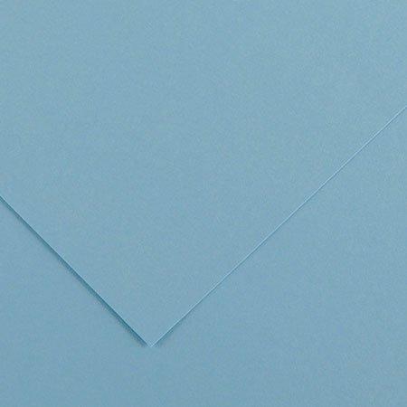 Papier Iris Vivaldi - 50 x 65 cm - 120 g/m² - bleu ciel (20)