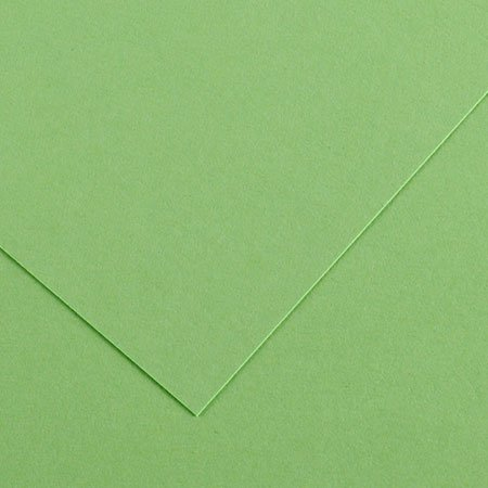 Papier Iris Vivaldi - 50 x 65 cm - 120 g/m² - vert pomme (27)