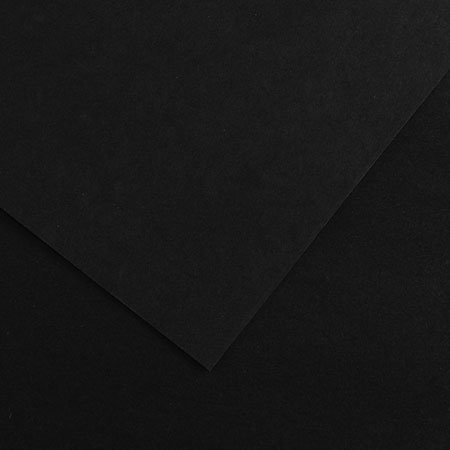 Papier Iris Vivaldi - 50 x 65 cm - 120 g/m² - noir