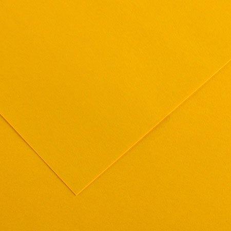 Papier Iris Vivaldi - 50 x 65 cm - 240 g/m² - jaune d'or (5)