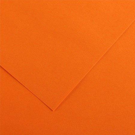 Papier Iris Vivaldi - 50 x 65 cm - 240 g/m² - orange (9)