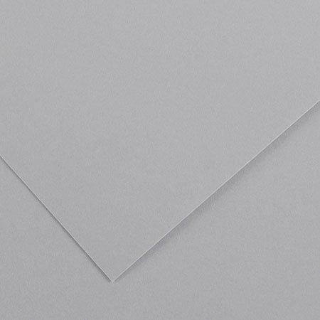 Papier Iris Vivaldi - 50 x 65 cm - 240 g/m² - gris clair (35)
