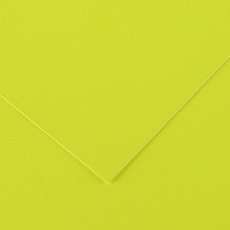 Papier Iris Vivaldi - 50 x 65 cm - 250 g/m² - jaune fluo (41)